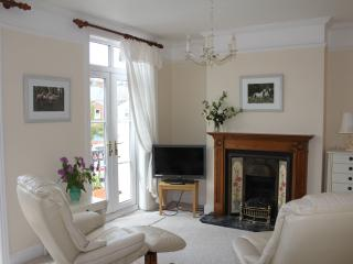 Holiday apartment in central Sidmouth