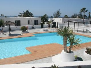 Sea-view apartment on Lanzarote, Canary Islands, w/ pool and WiFi – 300m from beach & dining, Puerto Del Carmen