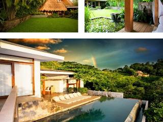 Modern Villa Panoramic Ocean View, great for large groups and weddings, Tamarindo