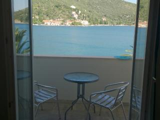 Lovely sea view studio apartment, Zaton