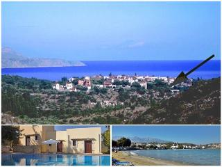 Studio in traditional village close to beaches, Chania Town