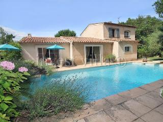 6259 Delightful villa with air con and pool, Le Cannet-des-Maures