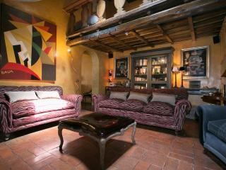 Beautiful Penthouse with terrace in Trastevere, Rom