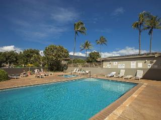 Kihei Bay Surf #208 Remodeled 2nd Flr Studio, Part. Ocean View, Great Rates!