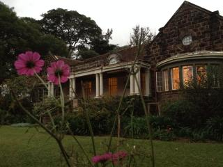 The Constant Gardener home, double, quiet charming, Nairobi