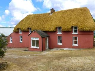 DAWNIES SEAHOUSE, thatched, detached cottage, character features, walks from the door, in Blackwater, Ref 920827, Wexford