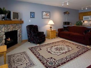 Affordable studio right on the Silver Queen hill, Silver Star