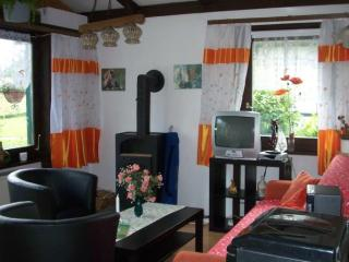 Vacation Home in Buehlerzell - 700 sqft, quiet, sunny, large (# 8629), Rosenberg