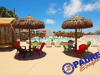 Beautiful New 5 Star Townhouse at the Exclusive Nemo Cay Resort!, Corpus Christi