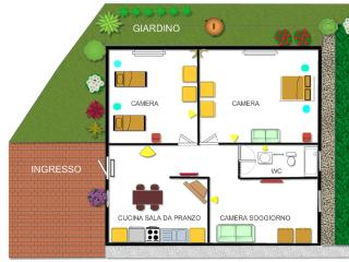 B&B 'Le Fornaci' 35 Km from FLORENCE, Vaiano
