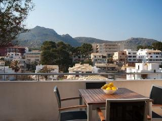 Chalet with beach,pool Pollens, Cala Sant Vicenc