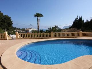 Villa with pool,garden Benissa, La Llobella