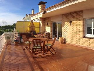 Penthouse with incredible terrace and ocean views, El Vendrell