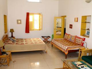3 Double room with Garden view in Heart of Town, Bangalore