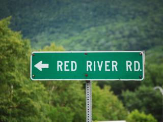 All Good Things are Down the Red River Road