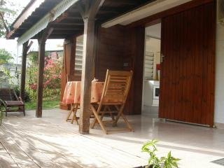 Comfortable holiday cottage studio in Le Gosier