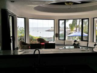 Beachfront Private Villa Reasonably Priced, Puerto Vallarta