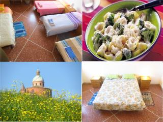 B&B COLORI 2, 25€ BY DAY RENT ROOM IN BOLOGNA ITAL, Bologna