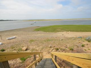Private Stairs to Beach! Panoramic Water Views, Orleans