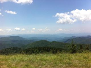 Beautiful Blue Ridge Mountains, Brevard