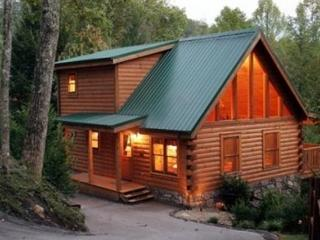 Cubs Crossing - Privacy and Serenity Awaits You., Gatlinburg