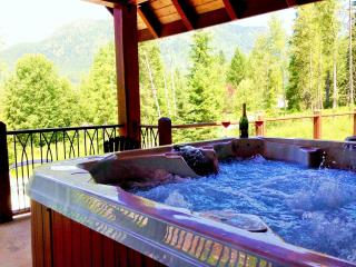 Sam's Mountain Retreat (Saltwater Spa & Golf), Nelson