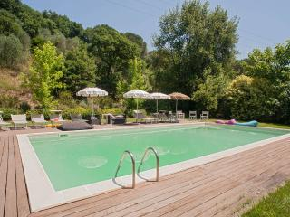 Valley Farmhouse in large park with swimming pool, Vicopisano