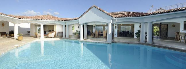 SPECIAL OFFER: St. Martin Villa 524 Located In St. Martins Prestigious And Quiet Lowlands, By Plum Bay., Terres Basses