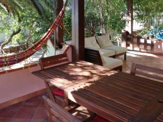 Garden apartment by the north-east coast of Sardinia w/ BBQ terrace & sea view – 30min from Olbia, Budoni
