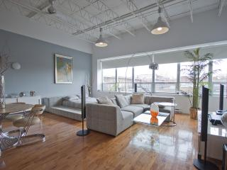 Furnished loft for rent in the Plateau - 449, Montreal