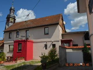 Vacation Home in Bad Kreuznach - 1076 sqft, idyllic, quiet, relaxing (# 2717)