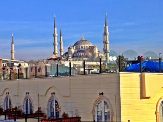 5 minutes walking to Hagia Sophia, Estambul