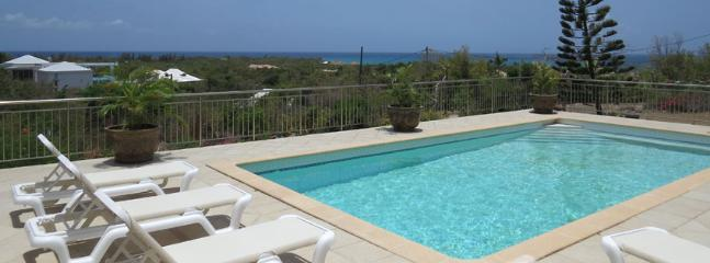 SPECIAL OFFER: St. Martin Villa 527 Within Minutes Walk To The Beautiful Beach Of Plum Bay., Terres Basses