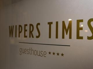 Wipers Times house, Ieper (Ypres)