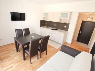 Modern 2 bedroom apartment in Igalo