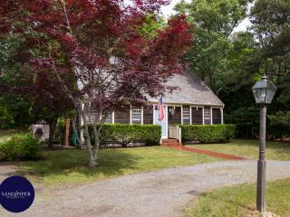 #8120 Easy breezy summer living in this fresh and airy cape, Oak Bluffs