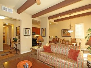A Downstairs Two Bedroom, Two Bath Villa Located on a Quiet Greenbelt!, La Quinta