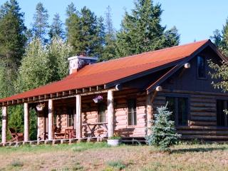 Green Valley Ranch Cabin, West Glacier