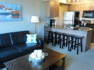 The heart of Downtown Vancouver 1br w/parking
