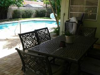 Memory Lane:  New Pool, Huge Backyard, Pompano Beach