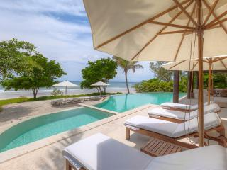 Stunning Beachfront Villa, Part of the Ranchos Estates in Punta Mita, Punta de Mita
