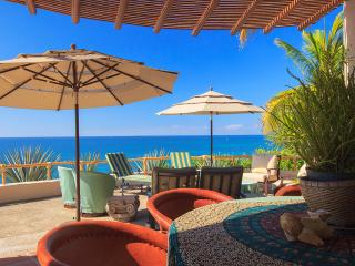 Ideal for family getaways, large oceanfront estate with tennis, pool, games room, and more!, Punta de Mita