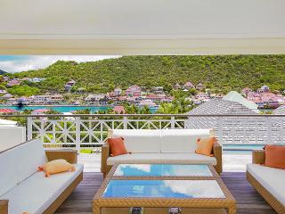La Pointe, Sleeps 16, Gustavia