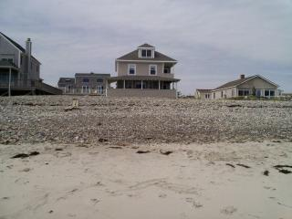 Huge House right on Humarock Beach, Scituate
