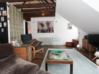 Luxury Ocean View Loft Apartme, South Queensferry