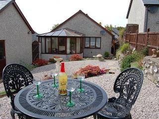 Glan Y Gethin Bungalow with Sea Views, Talybont