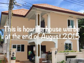 Villa  Waree with private pool (12 persons), Pattaya