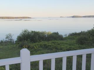 Bayshore Cottage Rental, Machiasport