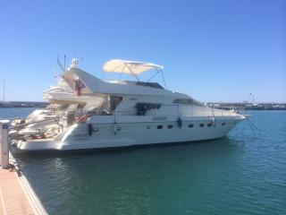 Luxury floating holiday home in Spanish sun, Cambrils