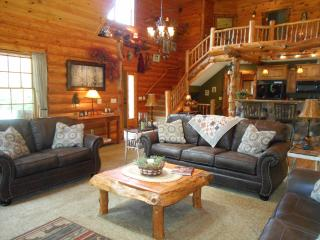 Rustic Lodge (rates based on 6 guest) ID required, Shell Lake